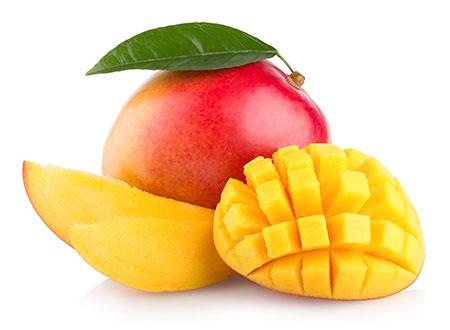 Indische Alphonso Mango